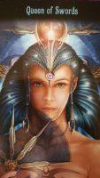 Bild 13, queen of swords
